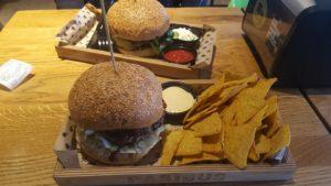 Burgery Pasibus Menu